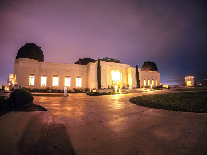 Doing Things in L.A. – Griffith Observatory