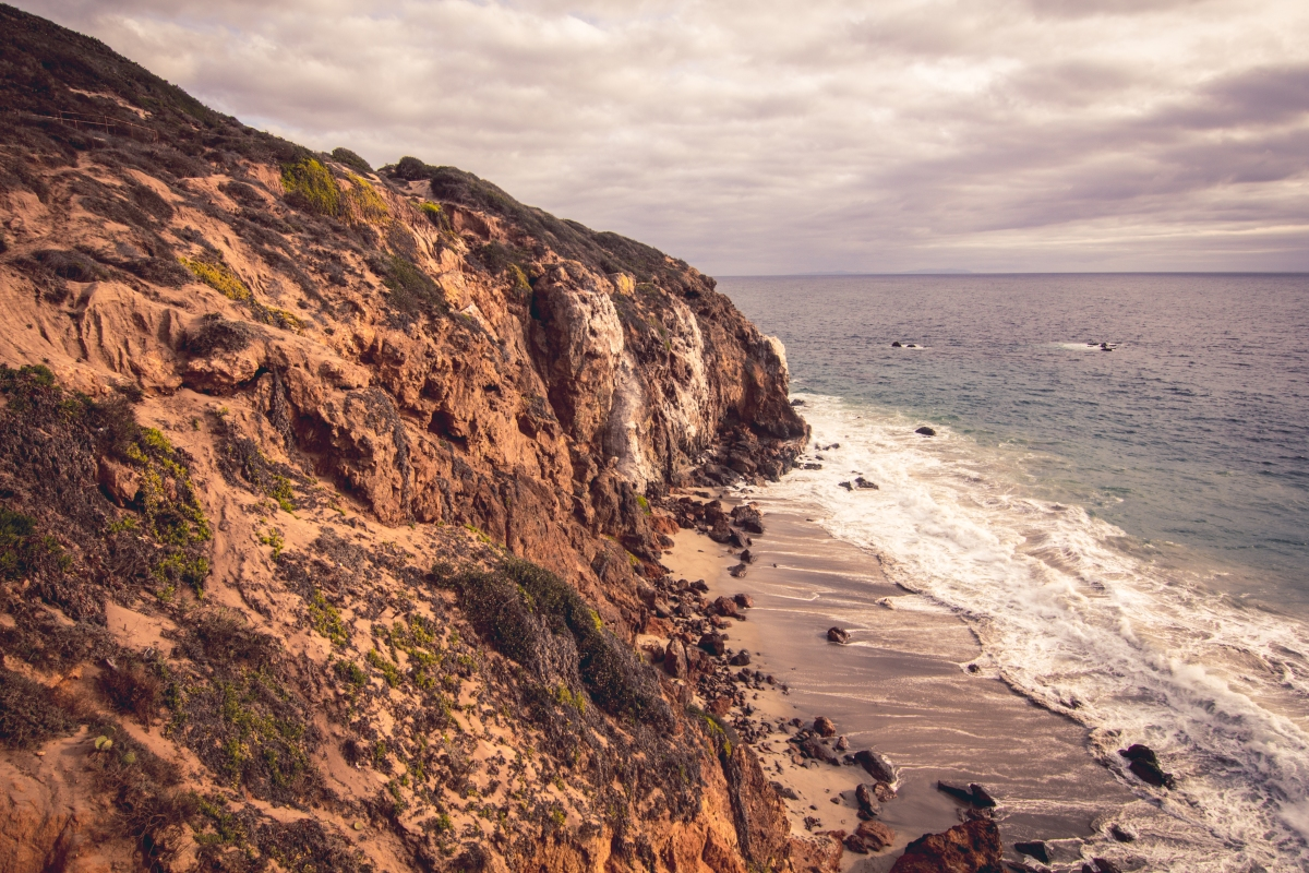 Day Trip to Point Dume, Malibu / Iron Man's Home