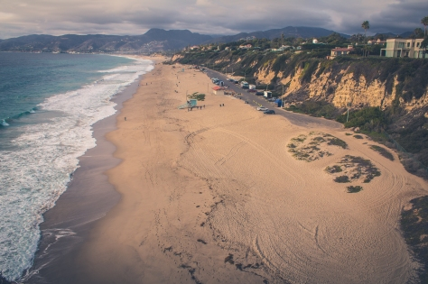 zuma beach point dume