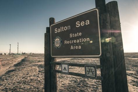 Salton Sea Bombay Beach 1