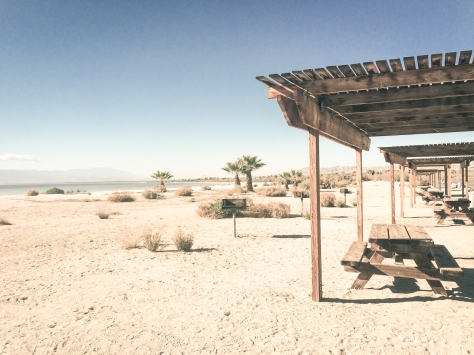 Salton Sea Recreation Area