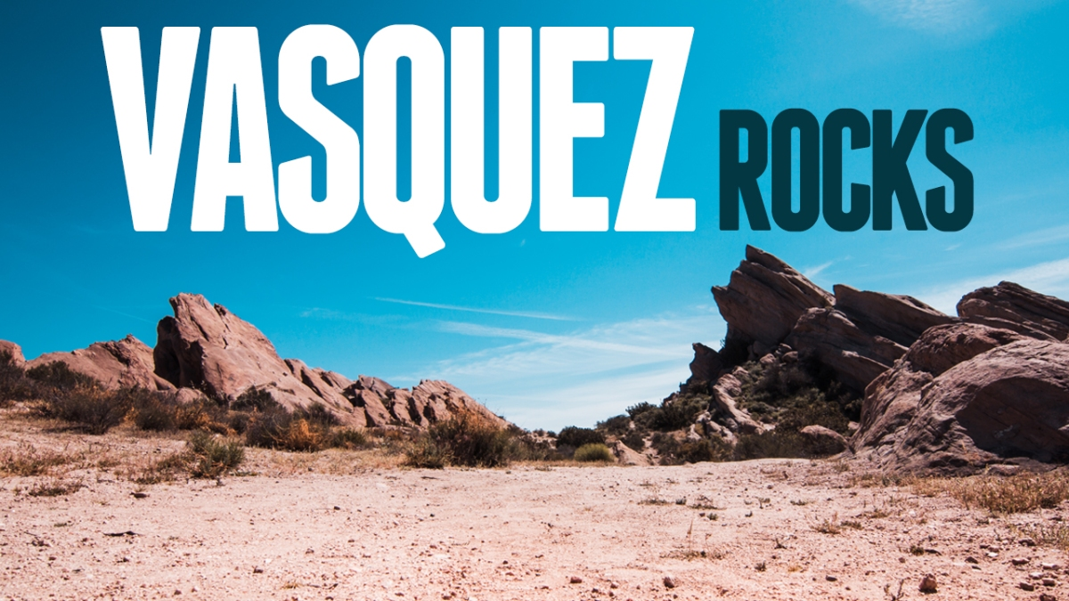 Vasquez Rocks and Charlie Brown Farms - Day Trip Near Los Angeles