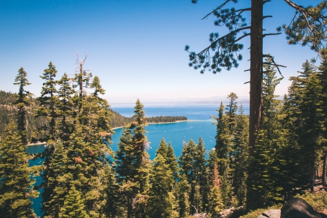 Tahoe emerald bay