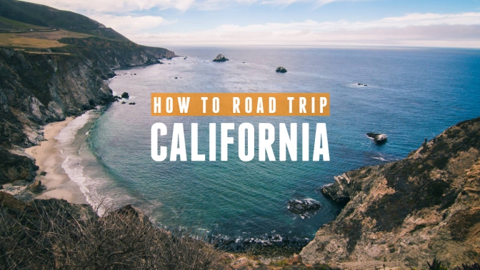 Northern California Road Trip: I Had A Lot Of Extra Footage